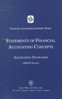 1998 Statement of Financial Accounting Concepts