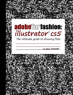adobe for fashion  illustrator CS5 PDF