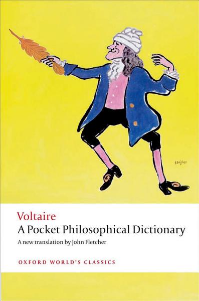 Download A Pocket Philosophical Dictionary Book