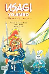 Usagi Yojimbo Volume 17: Duel at Kitanoji: Book 17