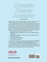 Dynamic Human Anatomy 2nd Edition PDF
