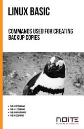 Commands used for creating backup copies: Linux Basic. AL1-088
