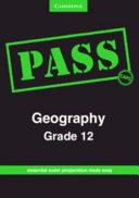 Geography  Grade 12 PDF
