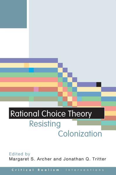 Rational Choice Theory PDF