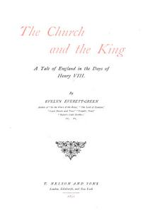 The Church and the King Book