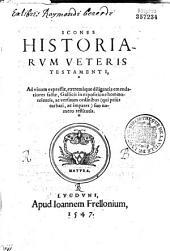 Icones Historiarum Veteris Testamenti ad viuum expressae [per Holbein],... Gallicis in expositione homoeoteleutis [Reg. Corrozet] ... [Praef. Fr. Frellonii ; Carmen N. Borbonii]