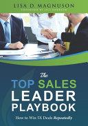 The TOP Sales Leader Playbook