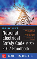 McGraw Hill   s National Electrical Safety Code 2017 Handbook PDF