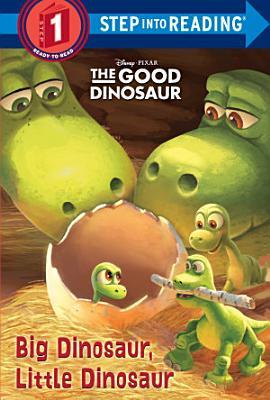 Big Dinosaur  Little Dinosaur  Disney Pixar The Good Dinosaur