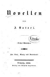 Novellen: Band 1