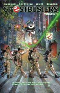 Ghostbusters Volume 1 Book
