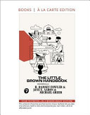 Little  Brown Handbook  The  Books a la Carte Edition PDF