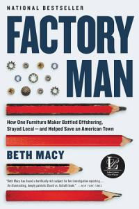 Factory Man Book