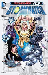 Stormwatch (2012-) #0