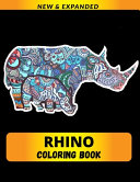 Rhino Coloring Book