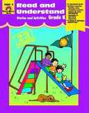 Read And Understand Stories And Activities Grade K