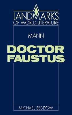 Mann  Doctor Faustus