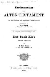 Das Buch Hiob: Teil 2,Band 1