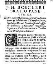Laudatio posthuma Francisci Rudolphi Ingoldi