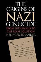 The Origins of Nazi Genocide PDF