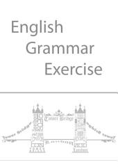 English Grammar Exercise: Improve your english level.