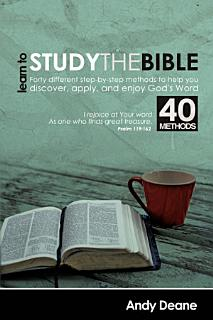 Learn to Study the Bible Book