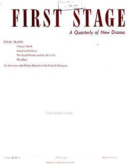 Drama and Theatre PDF