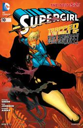 Supergirl (2011-) #10
