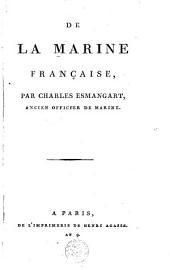 De la marine française