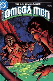 The Omega Men (1983-) #26