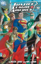 Justice League of America (2006-) #12