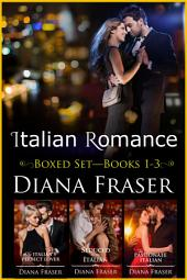 Italian Romance Boxed Set (Books 1—3)