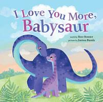 I Love You More  Babysaur PDF