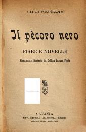 Il pècoro nero fiabe e novelle Luigi Capuana
