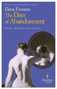 The Days of Abandonment Book