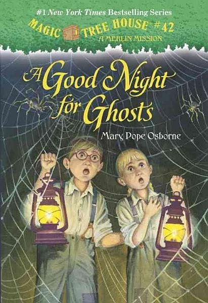 Download A Good Night for Ghosts Book