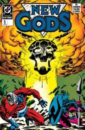 New Gods (1989-) #5