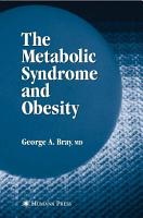 The Metabolic Syndrome and Obesity PDF