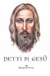 DETTI DI GESU'