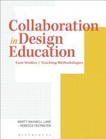 Collaboration in Design Education PDF
