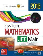Complete Mathematics: JEE Main - 2016
