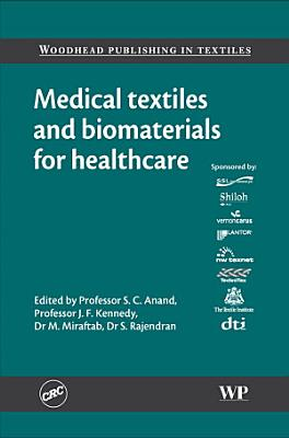 Medical Textiles and Biomaterials for Healthcare