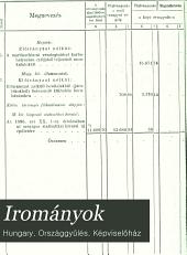 Irományok: 33. kötet