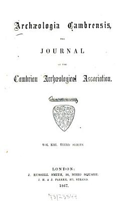 Archaeologia Cambrensis PDF