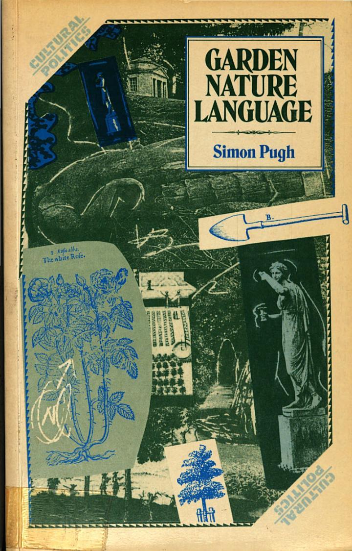 Garden, Nature, Language