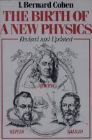 The Birth of a New Physics PDF