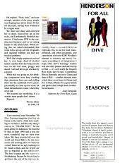 Dive Training PDF