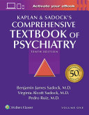 Kaplan and Sadock s Comprehensive Textbook of Psychiatry PDF