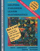 Helping Children Learn Mathematics  Active Learning Edition with Field Experience Resources PDF