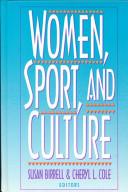 Women  Sport  and Culture PDF